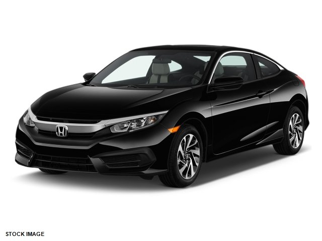 New 2017 Honda Civic Coupe LX P 2dr Car in Rio Rancho H